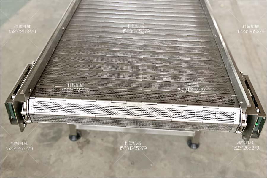 萍乡衣物生产线垂直链板输送机