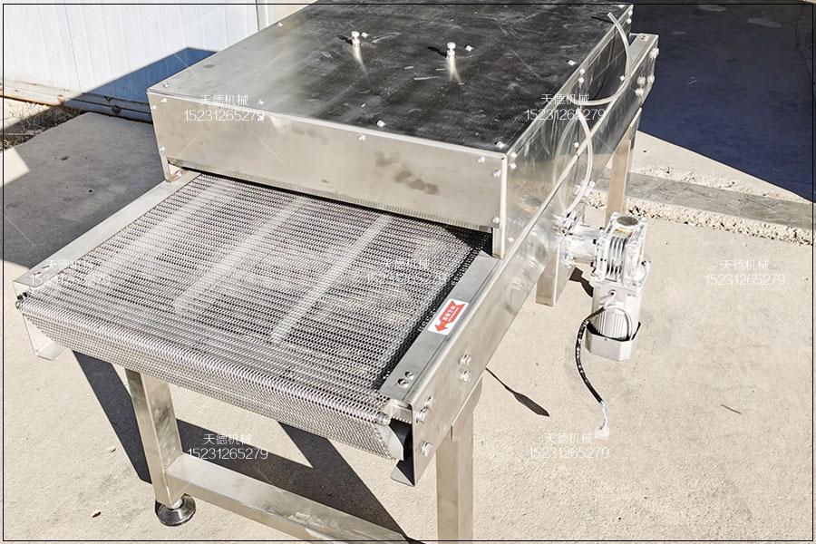 巴彦淖尔黑糖包装机流水线爬坡输送机