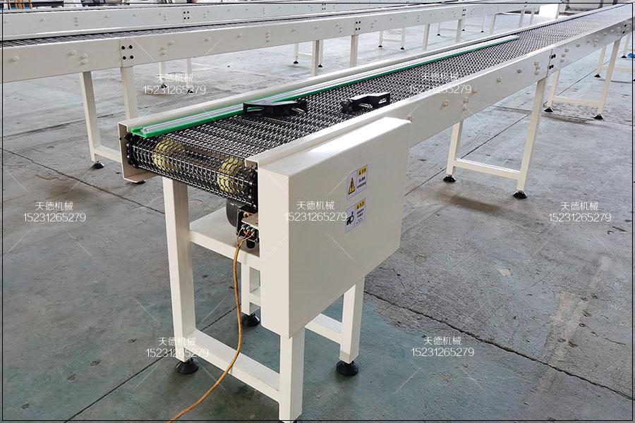 克拉玛依冻肉解冻机不锈钢输送网带种类
