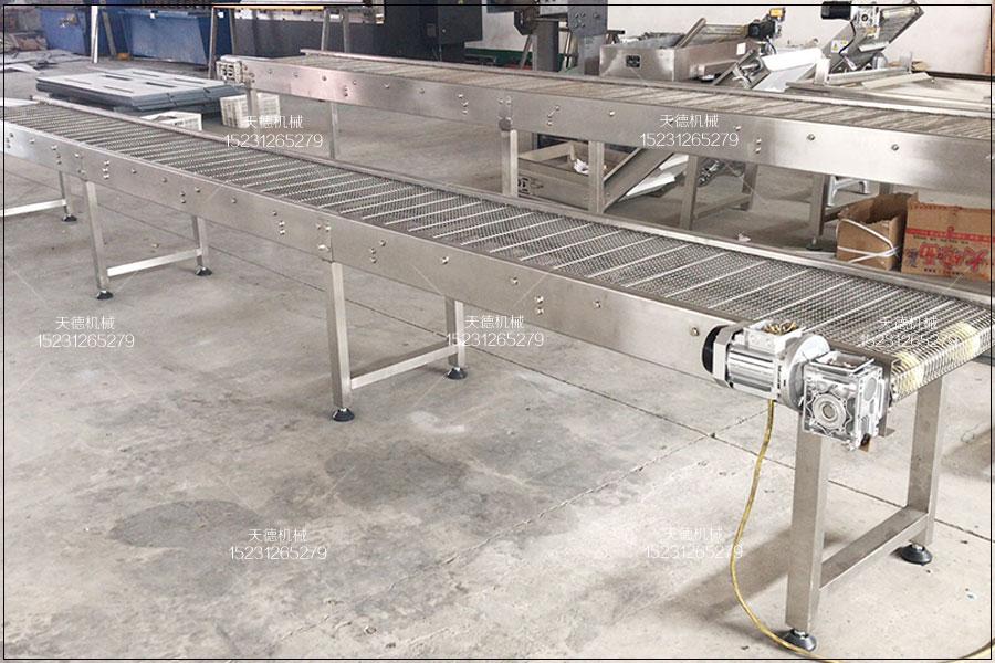 汕尾微型输送机不锈钢输送带保养方式